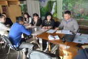Заседание координационного Совета Союза КМН ПК