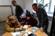 Планируется издание памятного альбома удэгейского художника Ивана Дункая